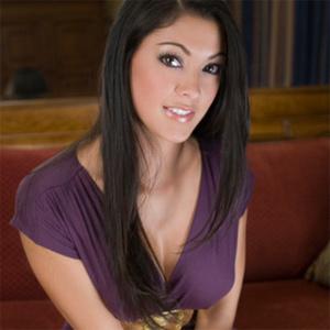 Christina Hall Purple Dress