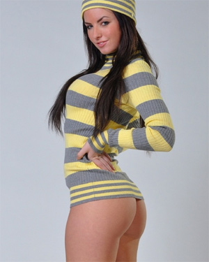 Christy Mack Sweater