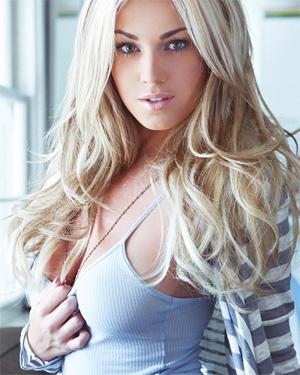 Ciara Price Perfect Blonde Playmate