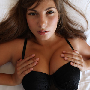 Conny Big Boobs In Bed