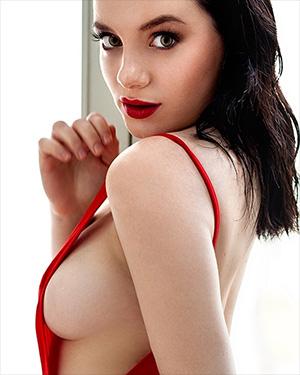 Dalma Is The Sexiest Lifeguard Around