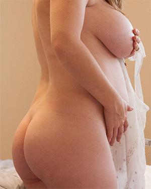 Danica Ensley Has That Bump