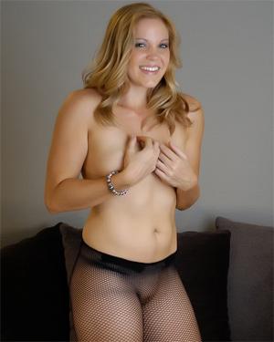 Debbie Fishnet Stockings