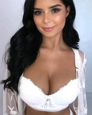 Demi Rose Sexy Model Next Door