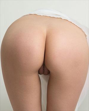 Eden Arya Bends Over Without Panties