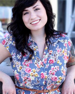 Ellia Cute Smile Suicidegirl