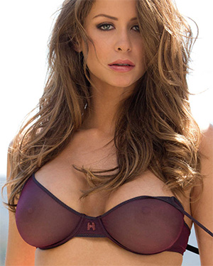 Emily Addison Takes Off Her Bra and Panties