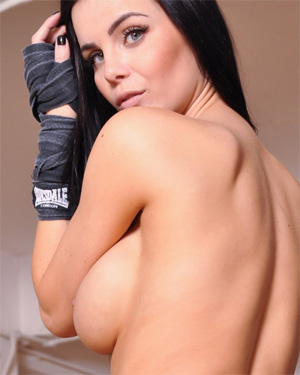 Emma Glover Boxing Beauty