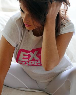 Emma Lou Horny In Her Bedroom