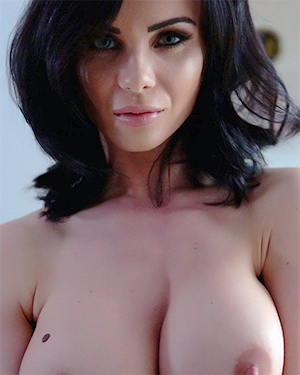 Emma Glover Has The Biggest Perky Tits Ever