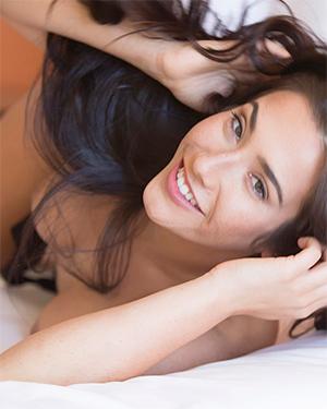 Eva Lovia Naked In Bed Fleshlight
