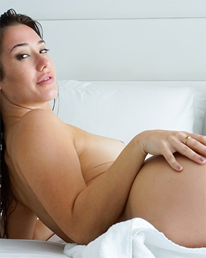 Eva Lovia Naked Fun In Miami