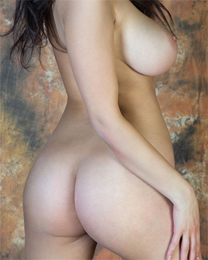 Evita Lima Looks Great From Behind
