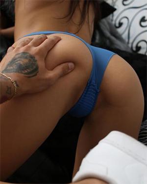 Fara Thick Ass Getting Groped