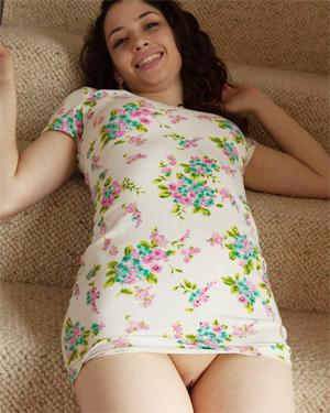 Frankie Sedona Panties or No Panties