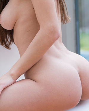 Gloria Sol Loves Exploring Her Body