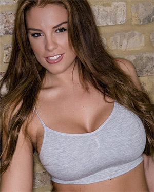 Gracie Finlan Smile With Those Boobs