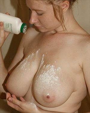 Irelynn Dunham Thick Nude Redhead Zishy