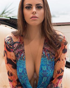 Izabella Morales Is The Sexiest Brunette Brazilian