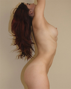 Jazz Reilly Natural Naked Beauty for Zishy