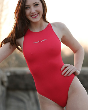 Jessica Redhead Swimsuit