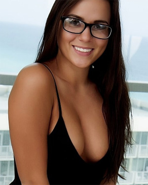 Kaley Kade Nerdy Girl