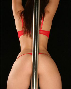 Kari Sweets Pole Exposure