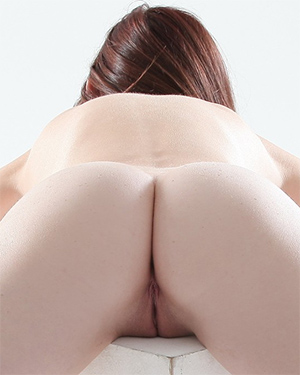 Kattie Gold View From Behind
