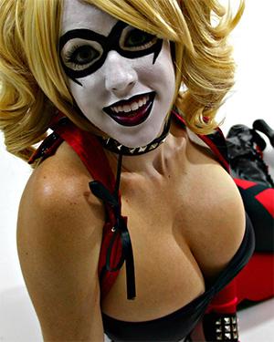 Kayla Kiss Harley Quinn Cosplay