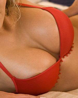 Krystine Guimaraes Perky Latin Boobs