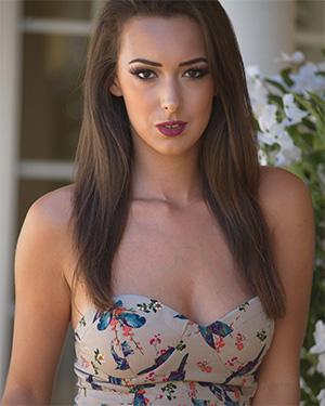 Lauren Louise Blue Bird Nudes
