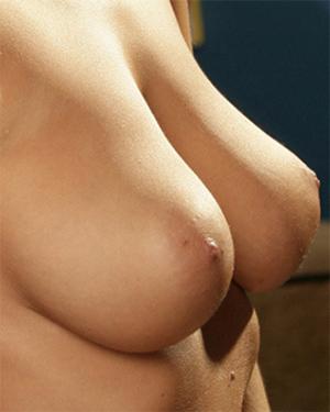 Leanna Decker Striped Nudes