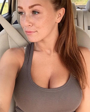 Leanna Decker Unpublished Playboy Pics
