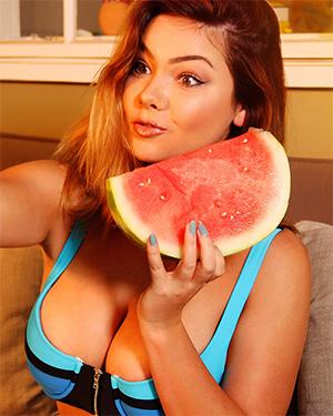 Lex Nai Juicy Melons N Boobs