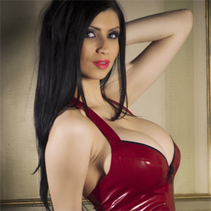 Lilly Roma Red Latex