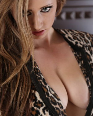 Lily Xo Leopard Onesie