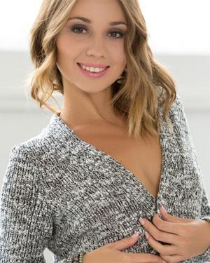 Linda Cute and Sweet Playboy