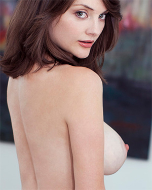 Lisa Kate Perfect Busty Playmate