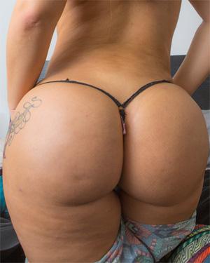 Liza Martiz Big Butt Yoga Pants