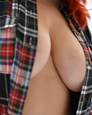 Lucy Vixen Plaid Shirt