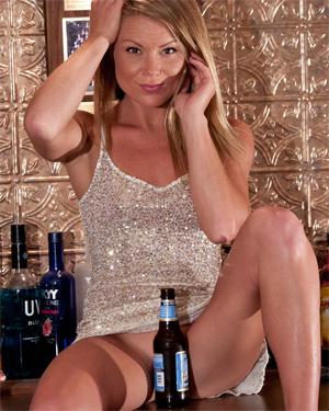 Meet Madden Nude Bartender