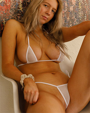 Maddie Crump That Busty Bikini Blonde Zishy