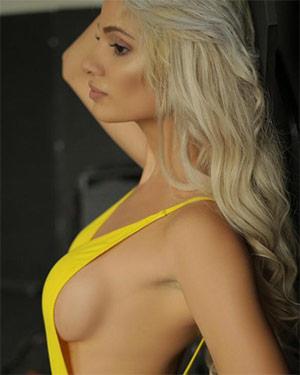 Marbella Perky Blonde StasyQ