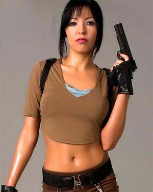 Mea Lee Tomb Raider