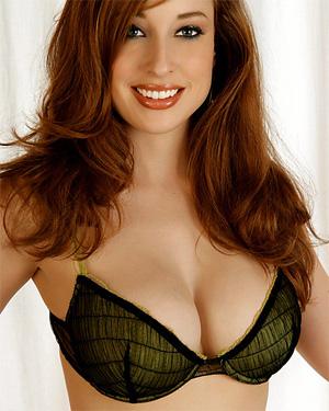 Megan Elizabeth Busty Redhead