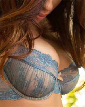 Megan Elizabeth Busty Exotic Beauty