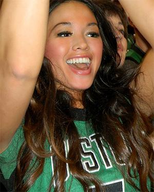 Mei Ling Lam Sporty Asian Playmate