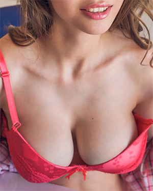 Mila Azul Busting Out Beauty