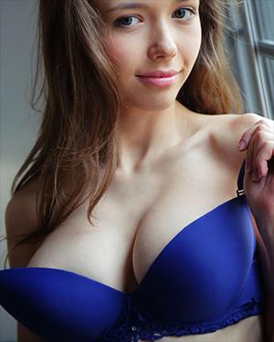 Mila Azul Soft and Sensual Boobs