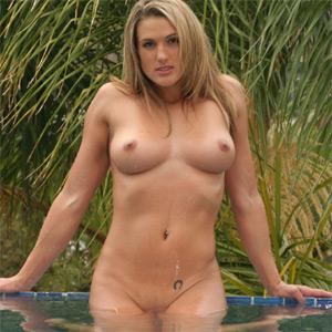Misty Anderson Nice Bikini